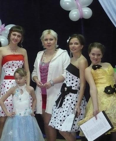 После праздничного концерта - Пузанова Светлана Ивановна