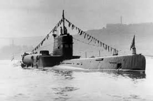 The B-59 Submarine Incident