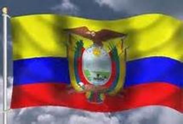 Ecuador Independence