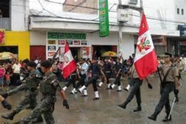 Peru Independence
