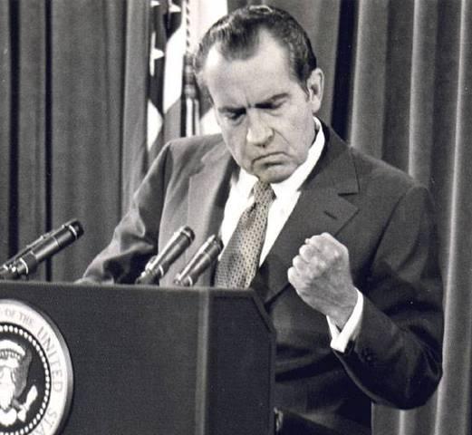 President Nixon Orders Troop Withdrawals
