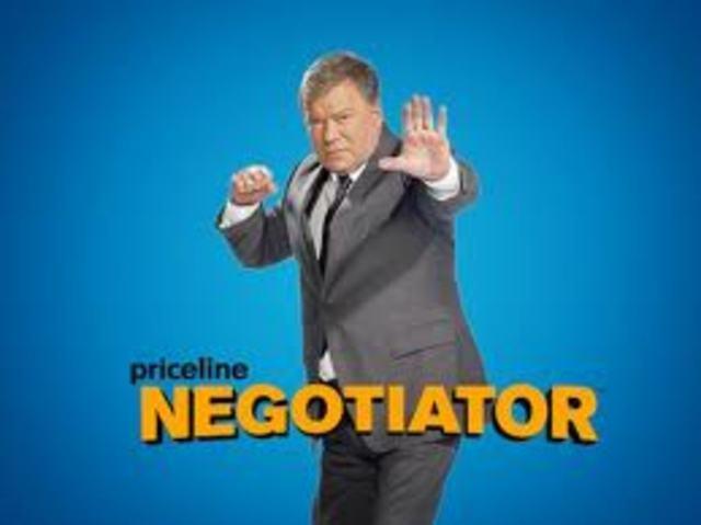 PRICELINE NEGOTIATOR!
