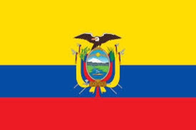 Ecuador Independence Date