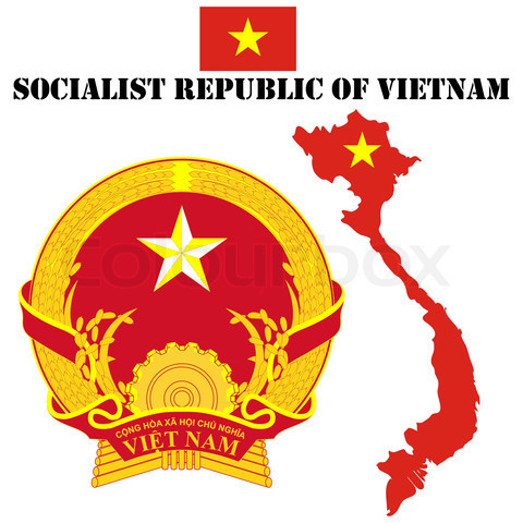North and South Vietnam Unify