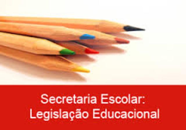 1º Legislação para escolas