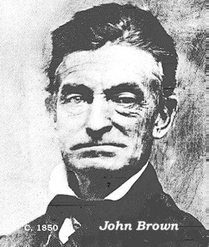 John Brown in Bleeding Kansas