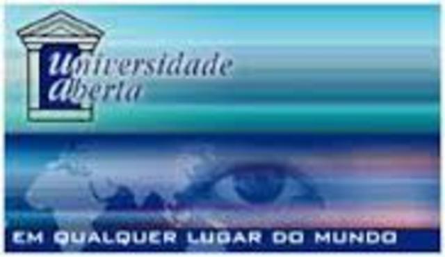 Em Portugal é criada a Fundação da Universidade Aberta