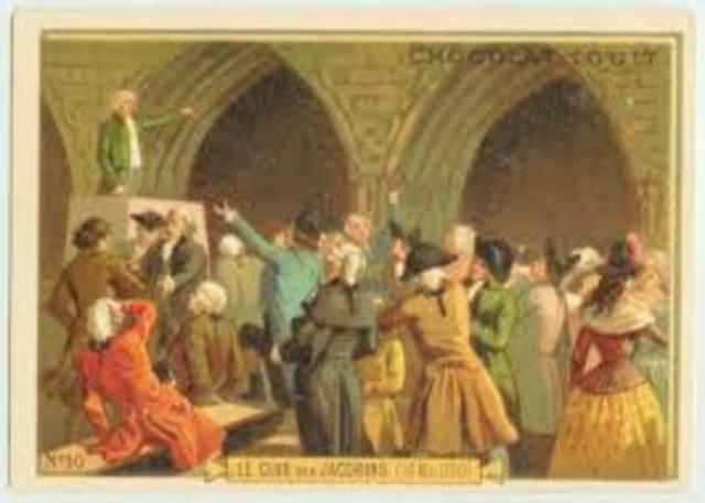 The Jacobins Club