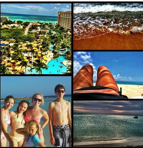 Vacation To Aruba