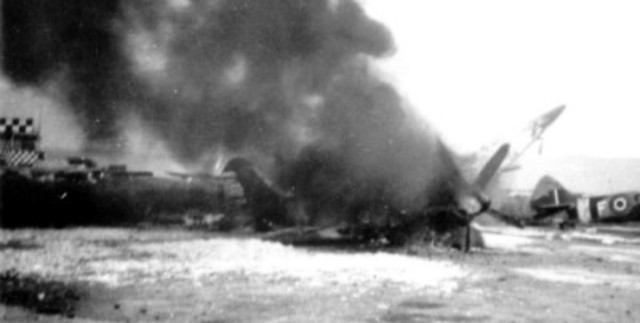 The Airfield Attack