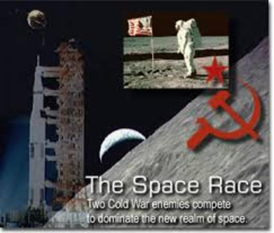 Space Race Begin