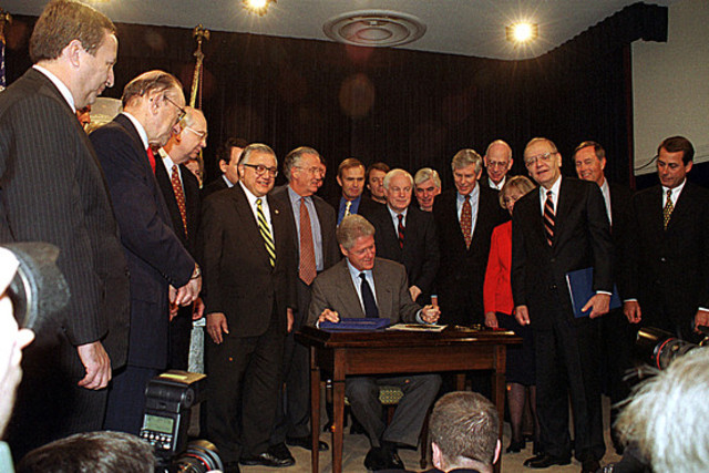 Glass-Steagall Act Slightly Repealed