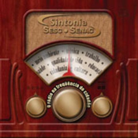 O SENAC desenvolve programas rádiofônicos