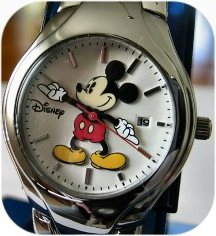 Mickey Mouse Merchandising