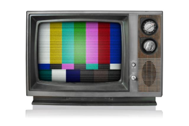 1st Color Tv