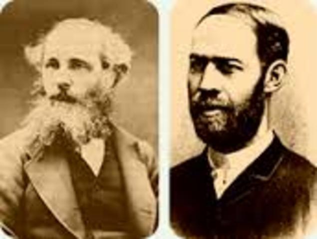 Descubrimiento de la Estructura Electrónica (Ampere y Faraday)