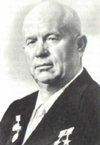 Stalin's Death/Khrushchev's Rise to Power