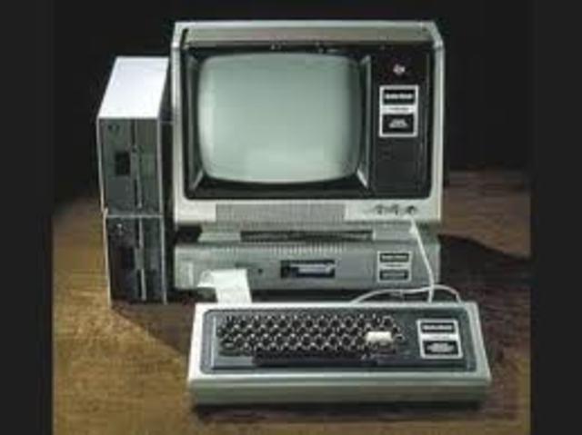 Década de 1980.