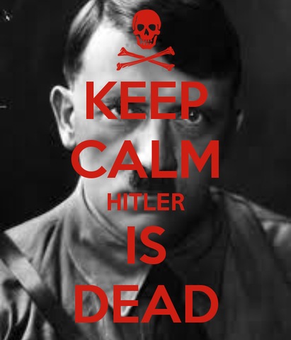 Hitler's suicide ^-^