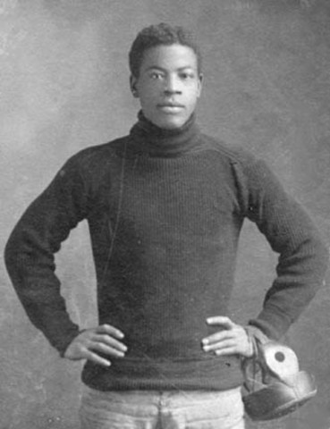 Charles Follis became first professional American football player
