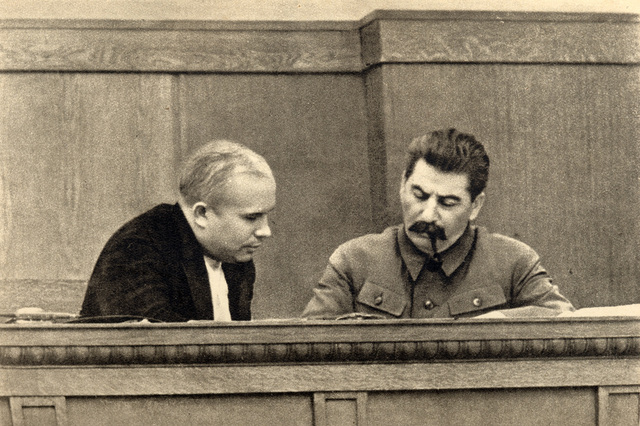 Stalin's Death and the Rise of Khrushchev
