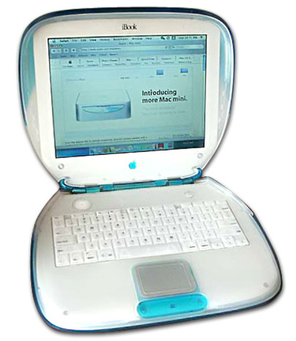 The IBook Comes Out