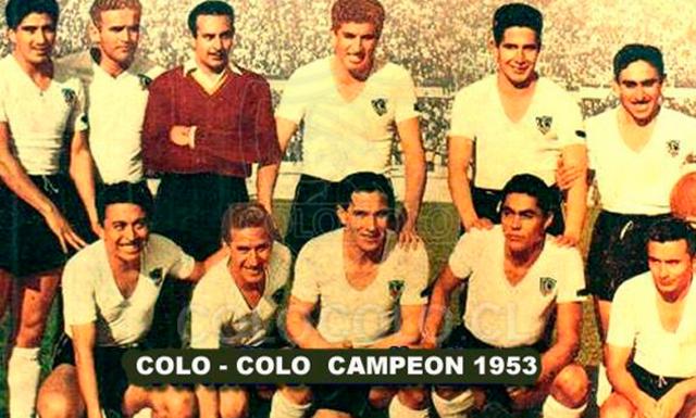 Campeonato de Primera División 1953