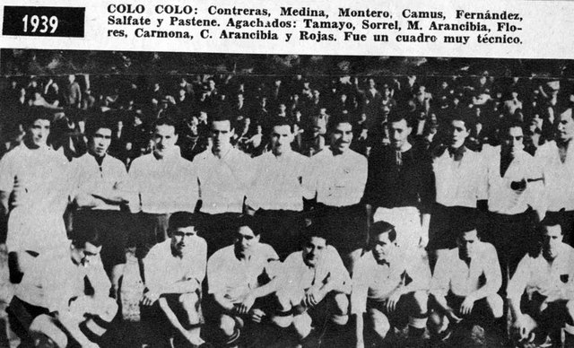 Campeonato de Primera División 1939