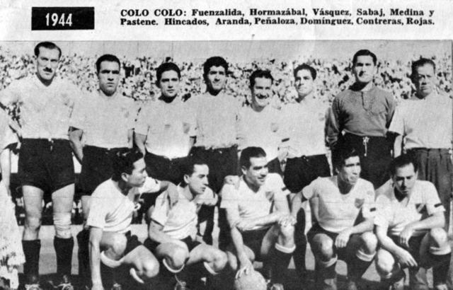 Campeonato de Primera División 1944
