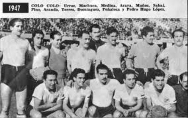 Campeonato de Primera División 1947