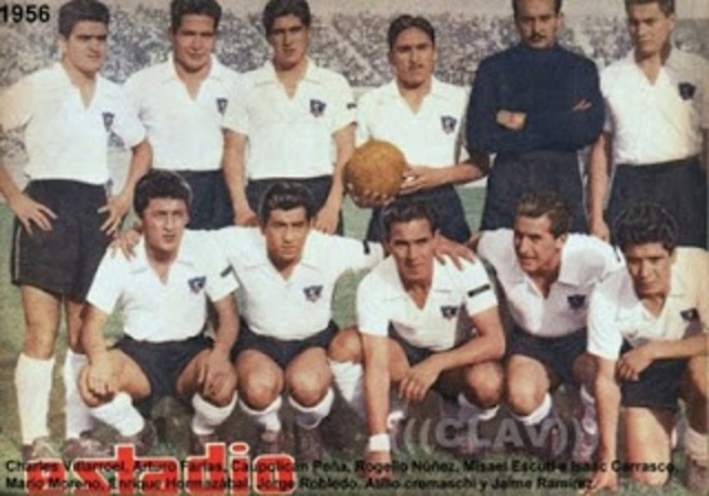 Campeonato de Primera División 1956
