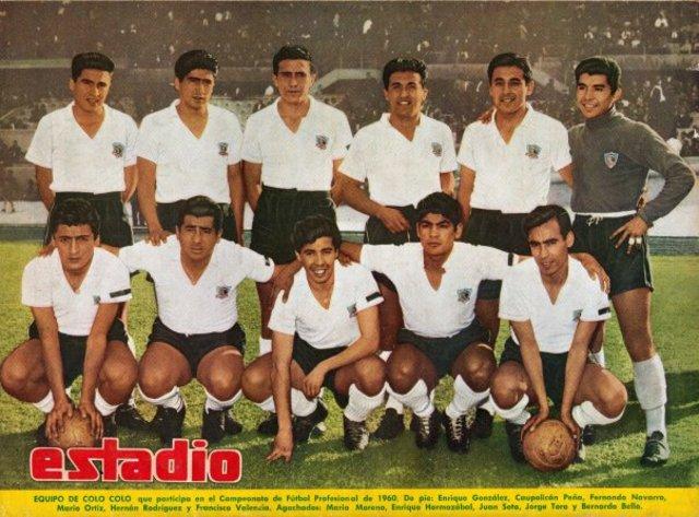 Campeonato de Primera División 1960