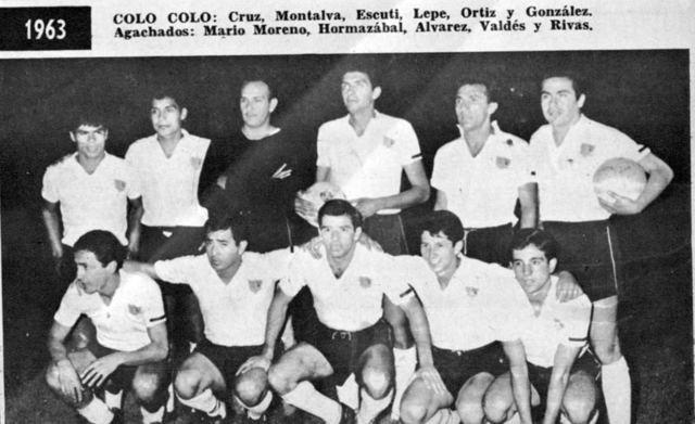 Campeonato de Primera División 1963