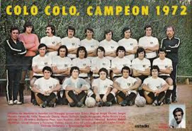 Campeonato de Primera División 1972