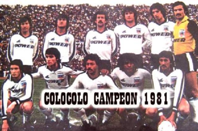 Campeonato de Primera División 1981