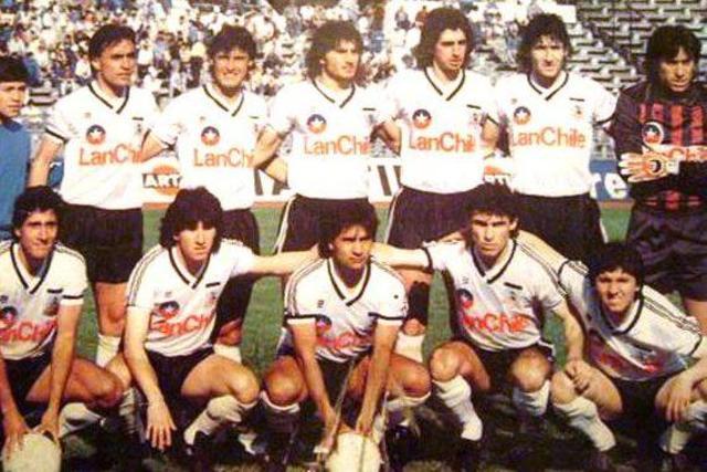 Campeonato de Primera División 1986