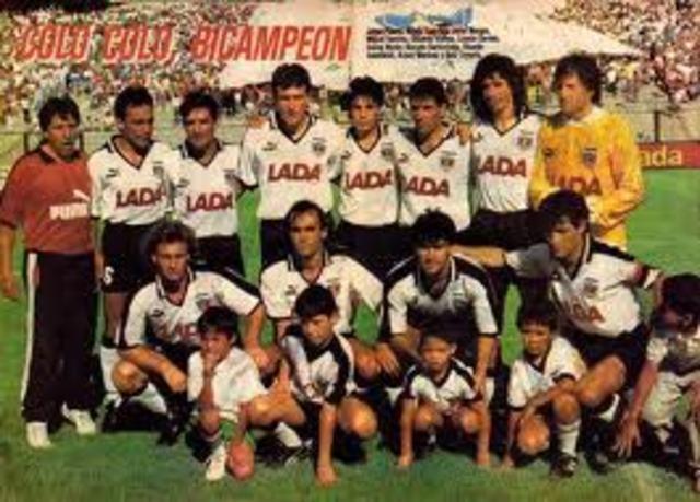 Campeonato de Primera División 1990