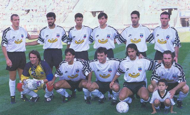 Campeonato de Primera División 1996