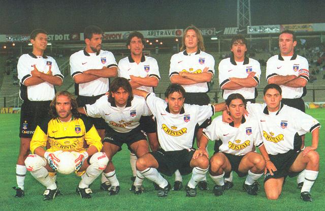 Campeonato de Primera División 1998