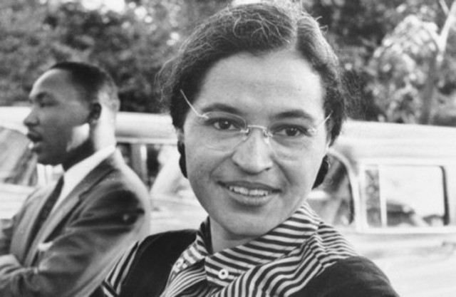 Rosa Parks refused to give up her seat
