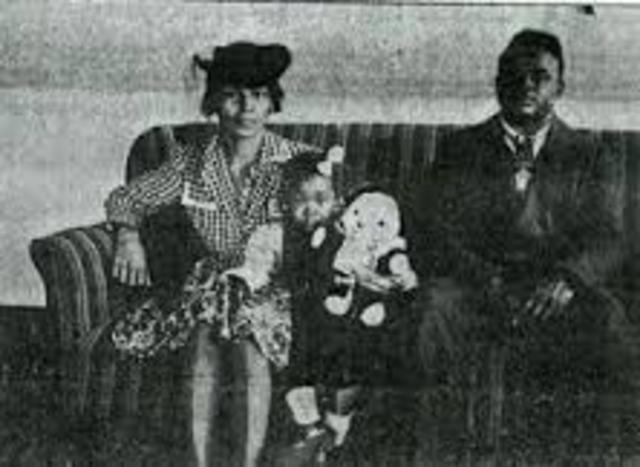 - Recy Taylor gang raped in Henry County, Alabama
