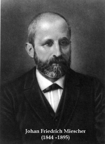 Johan Friedich Miescher