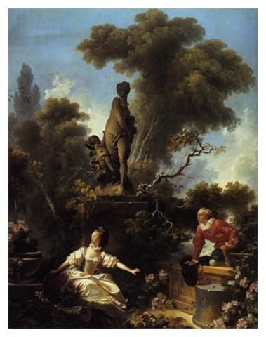 Rococo Art (c.1700-1775)