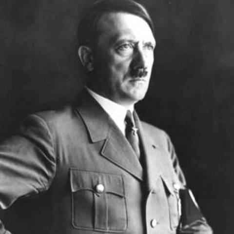 Hitler Sucide