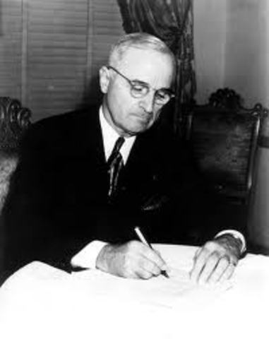 Truman Docterine