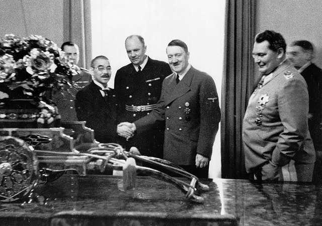 Signing Tripartite Pact