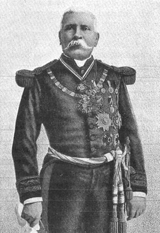 Porforio Diaz