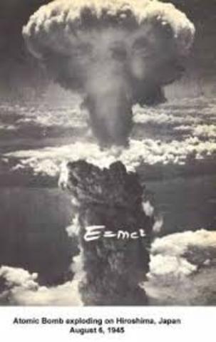 Atomic Bombing of Hiroshima and Nagasaki