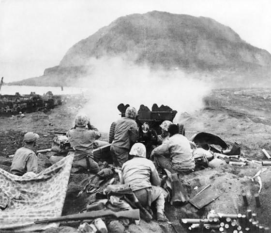 Battle of Iwo Jima/Okinawa