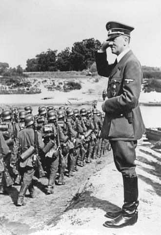 Hitler;s Suicide